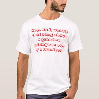 Ey, Rod, cuál es esa canción sobre un gett de la Camiseta