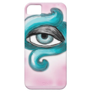 eye octopus case funda para iPhone SE/5/5s