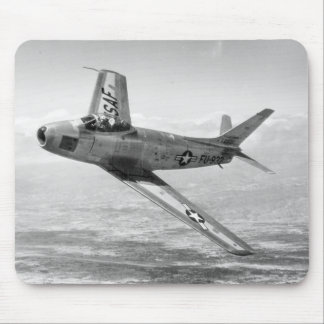 F-86 SABRE ALFOMBRILLA DE RATÓN