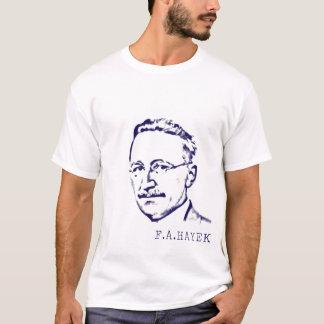 F.A. Camiseta de Hayek
