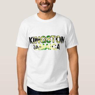 F.H. Camiseta de Kingston, Jamaica