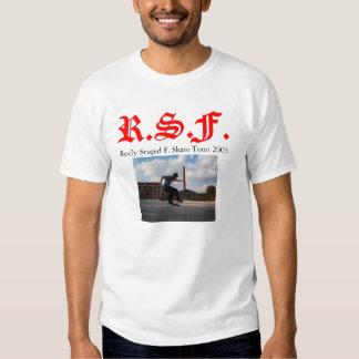 F. realmente estúpido: Imagen del comodín. Equipo Camisetas