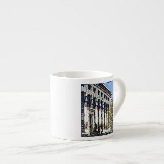 fábrica anterior de Carreras, Londres Taza Espresso