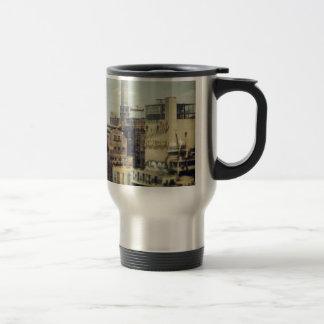 Fábrica del azúcar de Brooklyn Taza De Café