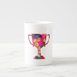 Fábrica del diseño del premio - inspire la excelen taza de porcelana