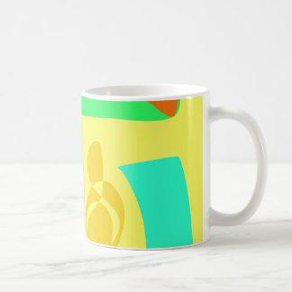 Fábrica simple taza de café