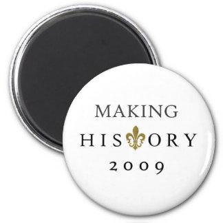 FABRICACIÓN DE LA NACIÓN DE LA HISTORIA 2009 WHODA IMANES