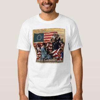 Fabricante 1776 de Betsy Ross de la 1ra bandera de Camisas