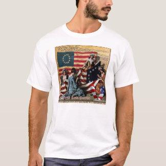 Fabricante 1776 de Betsy Ross de la 1ra bandera de Camiseta