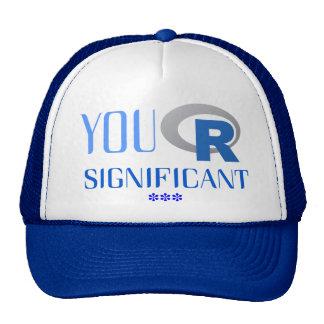 Fabulosa gorra de You 'R' Significant