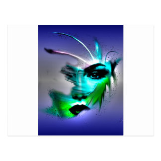 face-9722-abstract postal