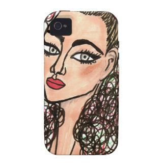 Face Case-Mate iPhone 4 Fundas