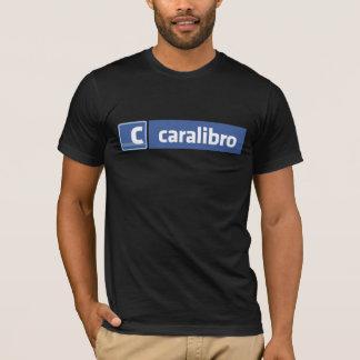 Facebook a la española camiseta