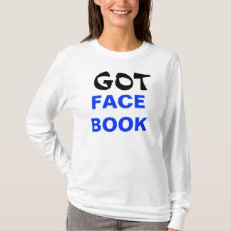 ¿Facebook CONSEGUIDO? Camiseta