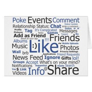 Facebook Felicitación