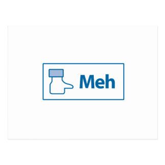 Facebook Meh Postal