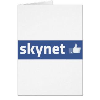 Facebook - Skynet Felicitaciones