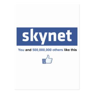 Facebook - Skynet Postales