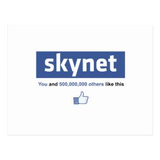 Facebook - Skynet Tarjetas Postales
