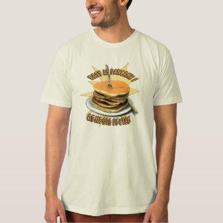 Fácil como camiseta de la crepe
