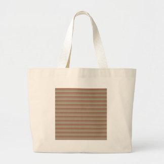 Fácil diy de la raya de la textura de la PLANTILLA Bolsas De Mano
