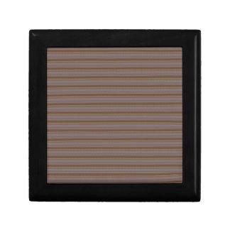 Fácil diy de la raya de la textura de la PLANTILLA Cajas De Recuerdo