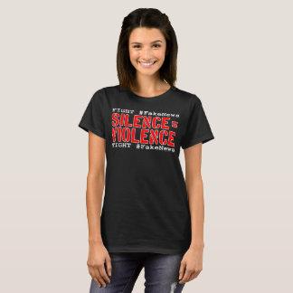 #FakeNews de la lucha: El silencio iguala la Camiseta