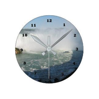 FALLSVIEW Niagara Falls Canadá Toronto Reloj Redondo Mediano