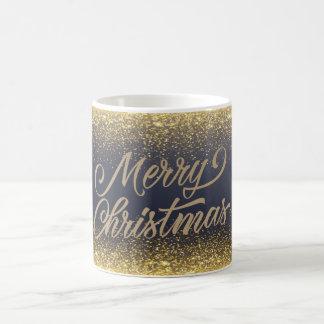 Falsa taza clásica elegante del navidad el | del