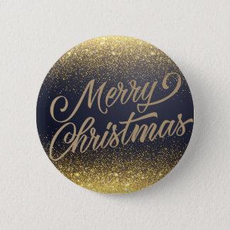 Falso botón elegante del Pin del navidad el | del