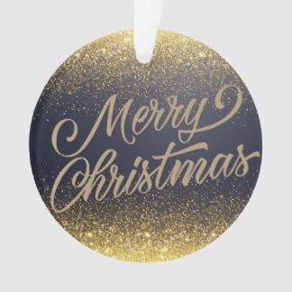 Falso ornamento elegante del navidad el | del