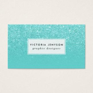Falso personalizado elegante del bloque del trullo tarjeta de negocios