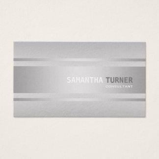 Falso personalizado profesional texturizado de tarjeta de visita