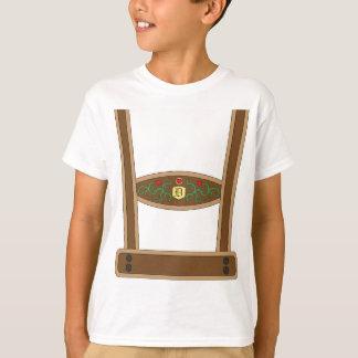 Falsos Lederhosen Camiseta