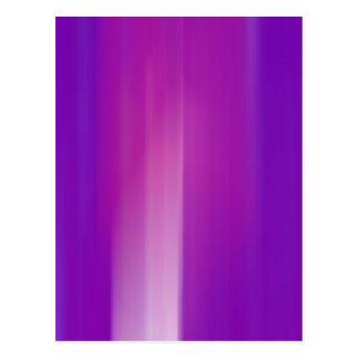 Falta de definición de movimiento púrpura y postal