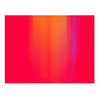 Falta de definición de movimiento rosada y postal
