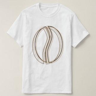 falta de definición del grano de café camiseta