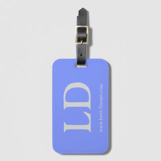 fambly el equipaje marca el LD con etiqueta