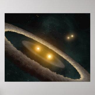 Familes estelares de NASAs Póster
