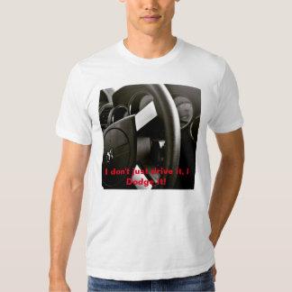 Familia de Dodge Camisetas