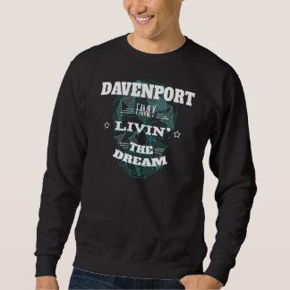 Familia Livin de DAVENPORT el sueño. Camiseta