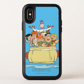 Familia Roadtrip de los Flintstones