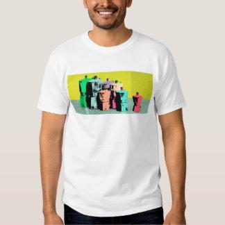 Familia T del café express Camisetas