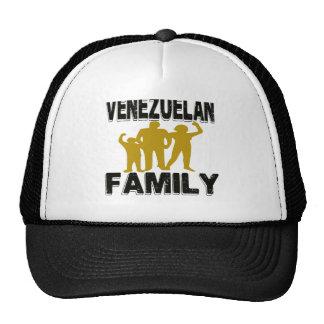 Familia venezolana gorro