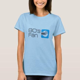 fan 80s camiseta
