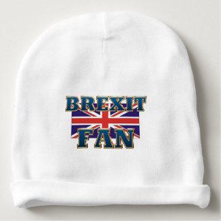 Fan de Brexit de la CAMISETA Gorrito Para Bebe