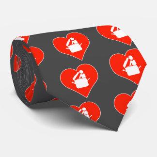 Fan de la educación corbata personalizada