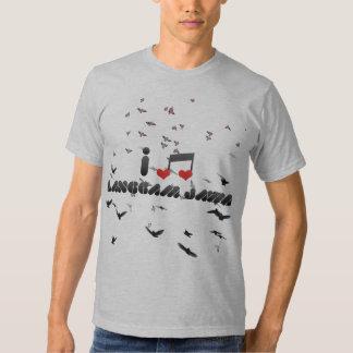 Fan de Langgam Jawa Camisetas