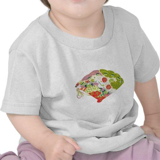 Fan japonesa camiseta