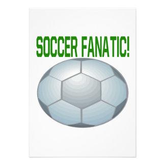 Fanático del fútbol